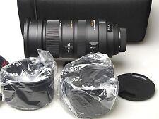 Sigma DG APO OS HSM 50-500mm f4.5-6.3 [+ APS-C Hood] (incl. 19% de IVA) F. Nikon
