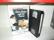 VHS - Die Lümmel von der ersten Bank Teil 2 - zum Teufel mit der Penne -Videobox