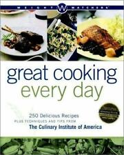 Weight Watchers Great Cooking Every Day : 250 Delicious Recipes Plus...