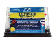 API Saltwater Master Kit de test