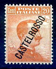 CASTELROSSO 1924 - CENTESIMI 20  NUOVO **