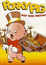 DVD PORKY PIG VEUT FAIRE FORTUNE 6 EPISODES NEUF SCELLE