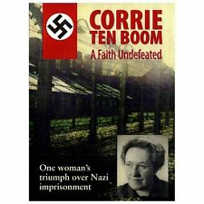 Corrie Ten Boom: A Faith Undefeated by Pam Rosewell Moore