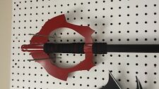 Exclusive Kingdom Hearts Riku's Peoples Heart metal Keyblade,  great for cosplay