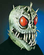 MENS BUG EYED STAR MONSTER SCARY SPACE ALIEN LATEX MASK FANCY DRESS HALLOWEEN