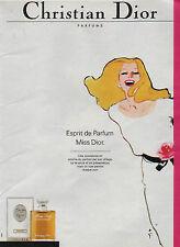 Publicité Advertising parfum  ( René Gruau )
