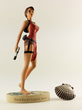 Figurine / Statue TOMB RAIDER LARA CROFT LEGEND JAPON