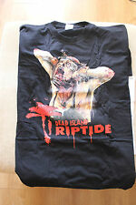 T-SHIRT from Dead Island Reptide - size L - Black