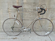 UNIVEGA Gran Premio 63cm road bike, vintage Tange double butted steel, excellent