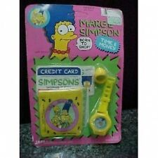 The Simpsons Time & Money Toy Watch and Wallet Set