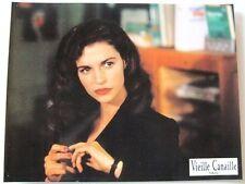 ANNA GALIENA LOBBY CARD VIEILLE CANAILLE