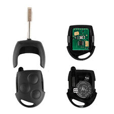 433 MHZ 3 Button Remote Key Fob Blade For MONDEO FIESTA FORD FOCUS KA TRANSIT