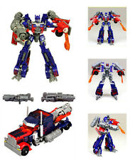 ACTION FIGURE Transformers 3 Voyager  Leader Class Optimus Prime justice NEW
