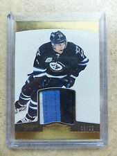 11-12 Panini Dominion Jersey Prime 3 CLRS #99 MARK SCHEIFELE Rookie RC /25