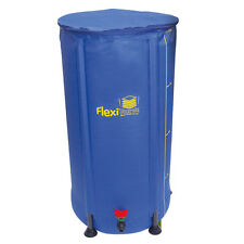 225L FLEXI TANKS FOLD UP COMPACT WATER BUTTS HYDROPONICS