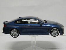 BMW alpine B4 Biturbo Blue 1/18 GT090
