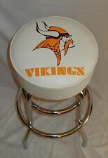 Minnesota Vikings NFL Bar Stool Stools FREE SHIPPING