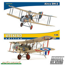 Airco DH-2 - 1/48 Weekend editon Eduard Aircraft Model Kit #8443