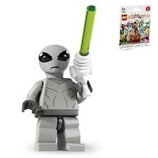 LEGO 8827 Collectable Minifigures Series 6 #01 Alien (IN STOCK)