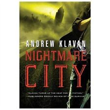 Nightmare City by Andrew Klavan (2013, Hardcover)