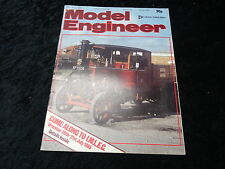 Model Engineer Magazine- July 1985 No 3755 - Miling Chucks and Steam Roller