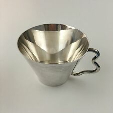 Art Deco Swid Powell Baby Cup Sterling Silver Design Laurnida Spear Argentina
