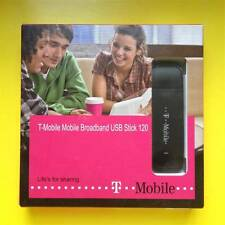 NEW+Unlocked (ZTE MF626) T-mobile 3G Mobile Broadband Dongle USB Stick 120 UK