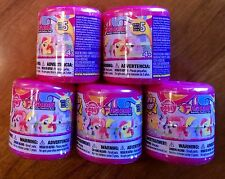 My Little Pony Super Squishy Fashems Series 5 Blind Bag Capsule Lot of 5