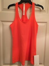 Lululemon Cool Racerback NWT 12 CAPE Color