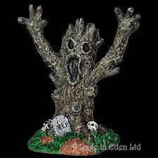*SPOOKY TREE MONSTER* Spooky Town Resin Halloween Figurine By Lemax (12.5cm)