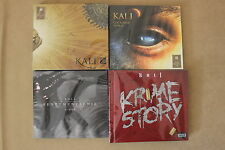 Kali - Zestaw 4 CD NEW KRIME STORY - POLISH RELEASE SEALED POLAND