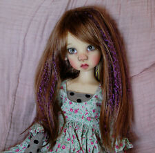 Monique Doll Wig J-ROCK 8-9 Kaye Wiggs, Connie Lowe, Kim Lasher Dollstown