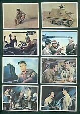 """1966 Topps """"Rat Patrol"""" Trading Cards - 28 Different"""