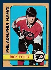 RICK FOLEY RC  72-73 O-PEE-CHEE 1972-73 NO 80 EXMINT 1318