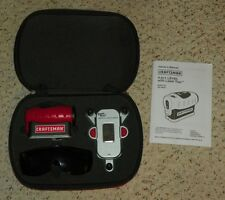 Craftsman - 4-in-1 Laser Trac Level w/ Carrying Case & Laser Enhancing Glasses