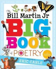 The Bill Martin Jr Big Book of Poetry-ExLibrary