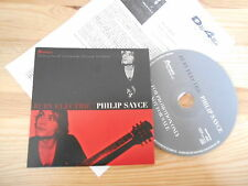 CD Pop Philip Sayce - Ruby Electric (2 Song) Promo PROVOGUE / Presskit