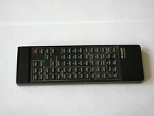 SHARP G0700CESA TV/VCR REMOTE CONTROL WORKING ORDER