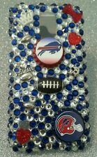 Buffalo Bills bling case for iPhone 4s,5,5s,5c,6, Samsung Galaxy S3,S4 &S5