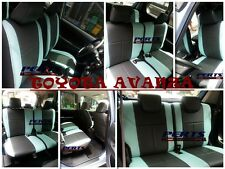 Toyota Avanza High quality Factory Fit Customized Leather CAR SEAT COVER