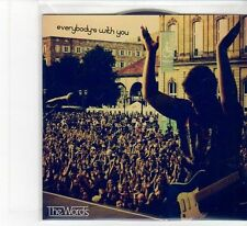 (FB880) The Words, Everybody's With You - 2011 DJ CD