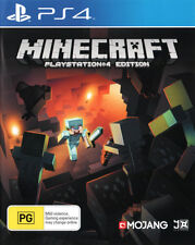 Minecraft  - PlayStation 4 game - BRAND NEW