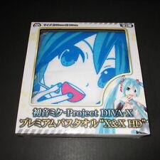 """Hatsune Miku Bath Towel """"X&X HD"""" Ver.B VOCALOID SEGA"""