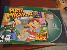 Math Missions: The Race to Spectacle City Arcade Grades K-2 (PC & MAC, 2003)