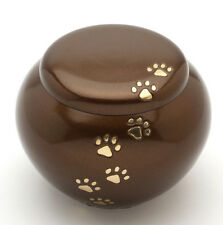 Pet Cremation Ashes Urn  Paw Prints UU500013A SML