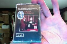 Roy Dotrice as Charles Dickens- Doctor Marigold- new/sealed cassette tape