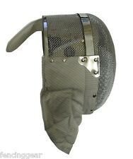 350N 12kg Competition Electric Sabre fencing mask size youth