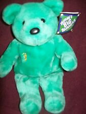 "Salvino's BIG BAMMER'S #3 ALEX RODRIGUEZ Plush Green Teddy Bear New NWT 15"" Tall"