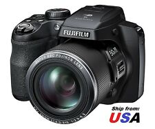 FUJIFILM FINEPIX S9900W 16.2MP Wi-Fi 50x OPTICAL ZOOM HD DIGITAL CAMERA