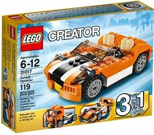 Lego Creator Set 31017 Orange Sunset Speeder Car BNIB Brand New FREE POSTAGE